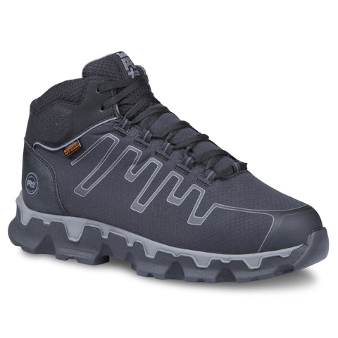 Timberland Pro Powertrain AT MetGuard Mens Black Ripstop Work Boots