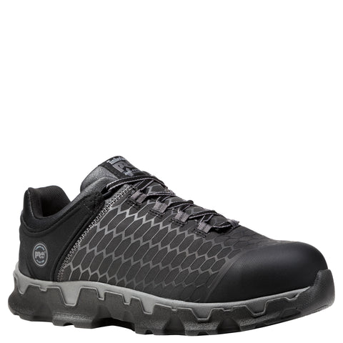 Timberland Pro Powertrain AT EH Mens Black Ripstop Work Shoes