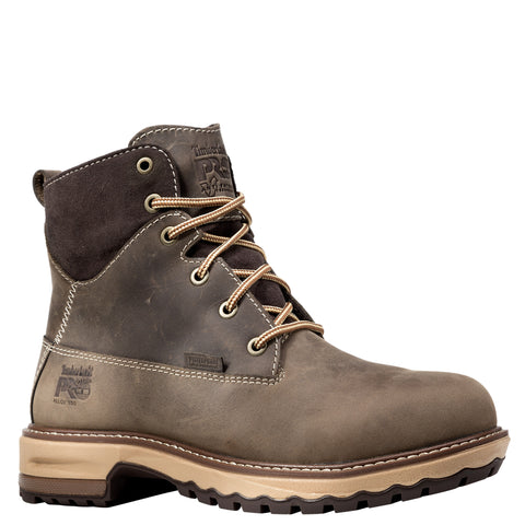Timberland Pro Hightower 6in AT Womens Brown Leather WP Work Boots