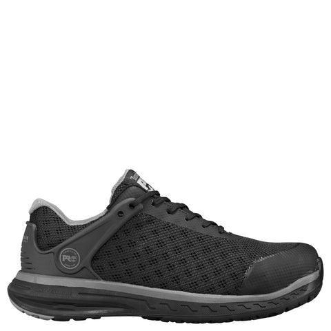 Timberland Pro Drivetrain CT Womens Black Mesh Work Shoes