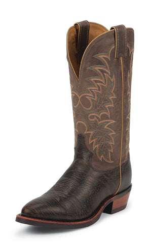 Tony Lama Mens Java Conquistador Shoulder Leather 13in Western Boots