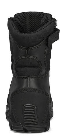 Belleville Tactical Research Hot LTWT Zip Boots TR960Z Black Leather