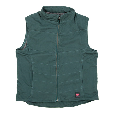 Berne Ladies Jade 100% Cotton Ladies Modern Vest