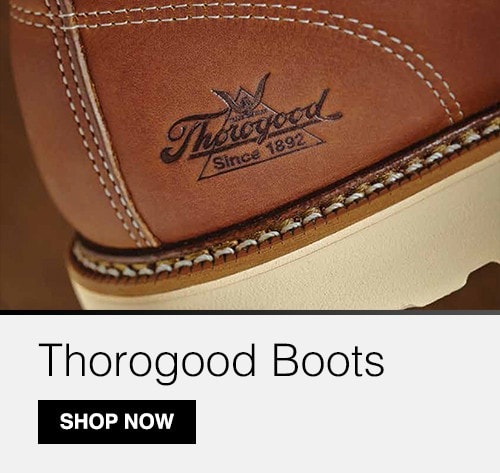 Shop Thorogood at Workwear Unlimited