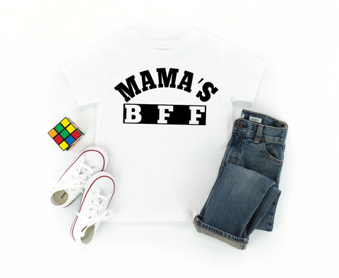PREORDER Mama's BFF [KIDS - White]