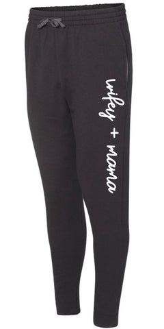 PREORDER Wifey + Mama [Joggers]
