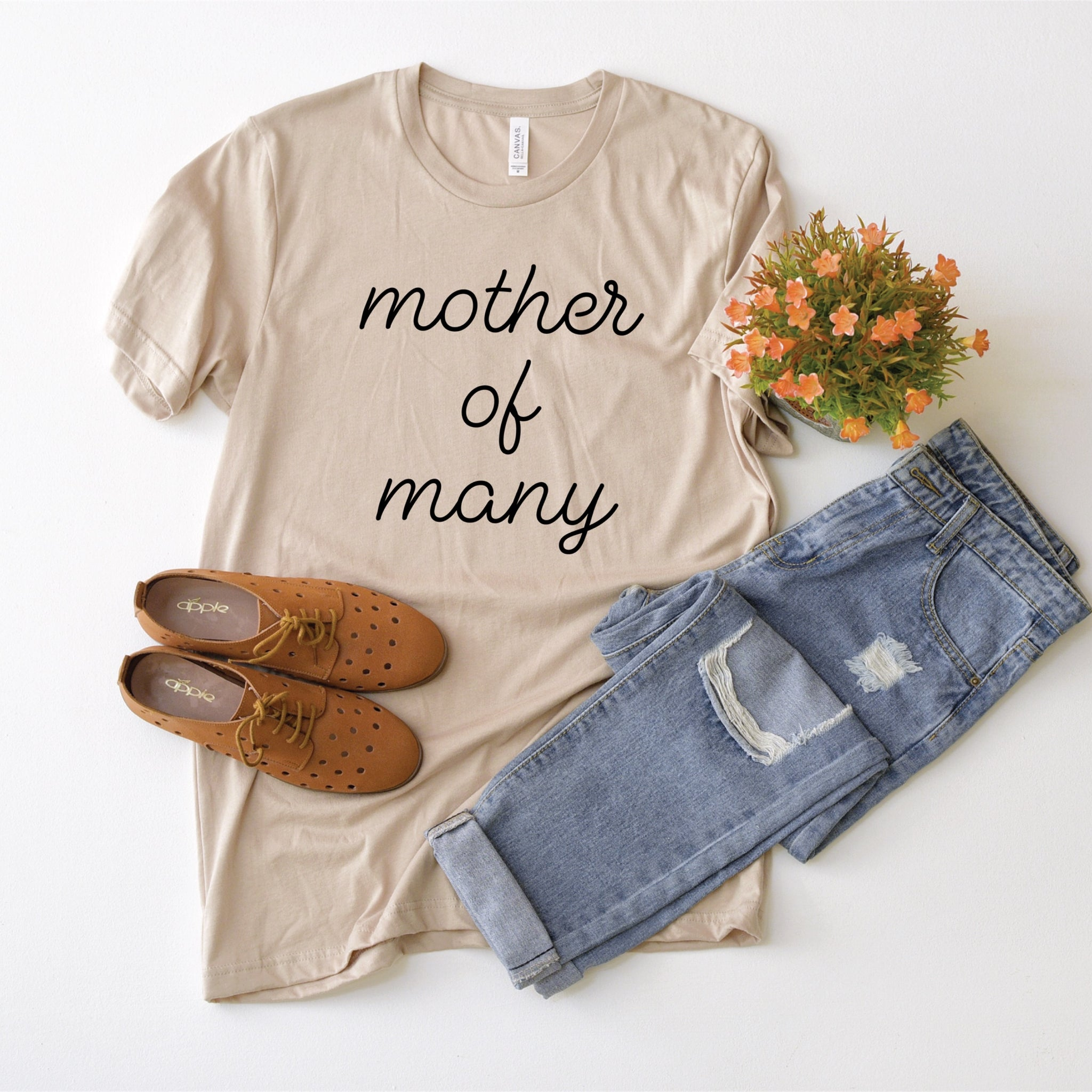 PREORDER Mother of Many [tan]