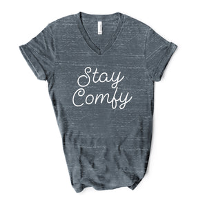 PREORDER Stay Comfy [Charcoal Marble]