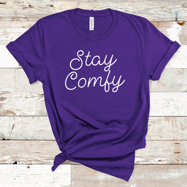 PREORDER Stay Comfy [Purple]
