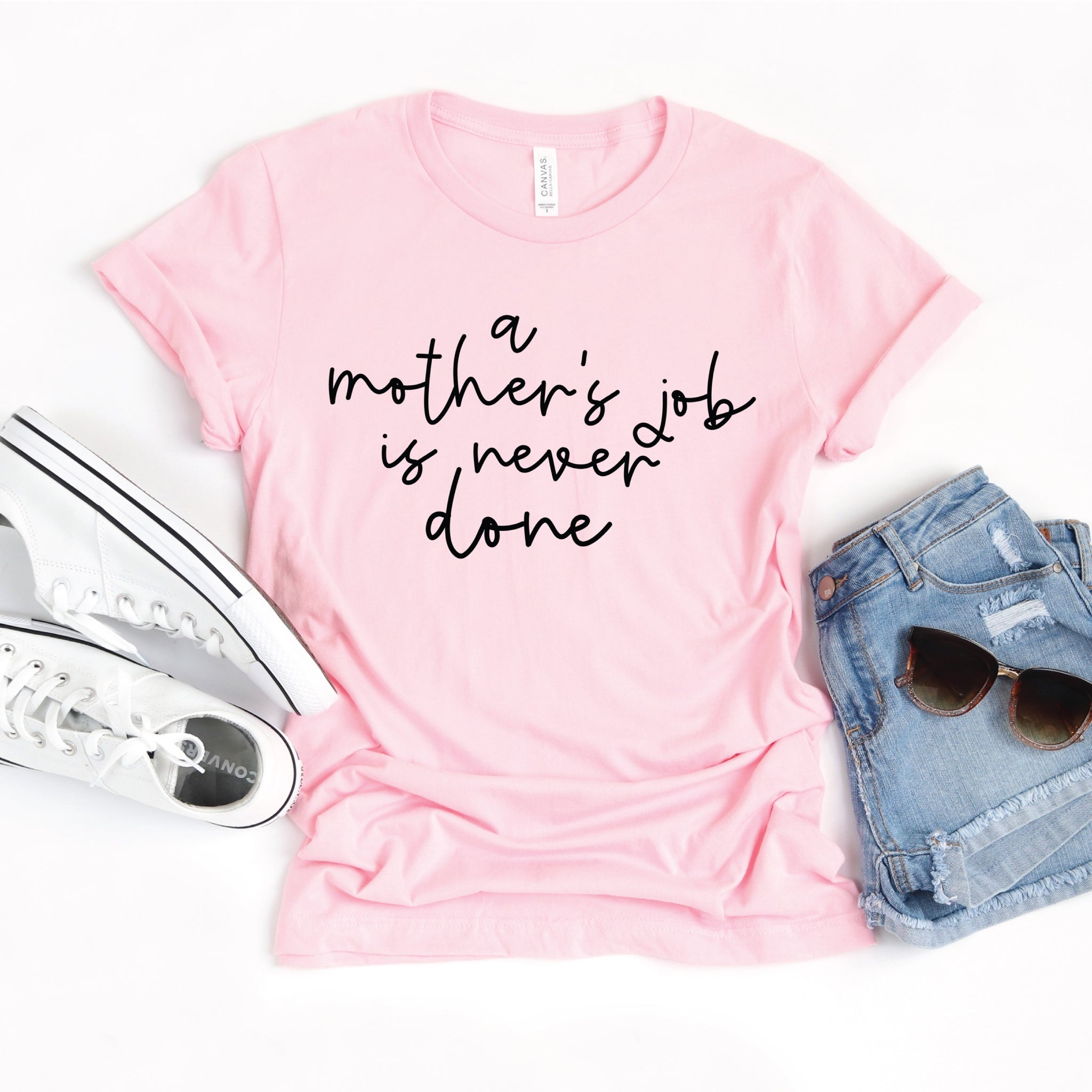 PREORDER A Mother's Job is Never Done [pink]