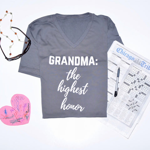 Grandma [The Highest Honor]