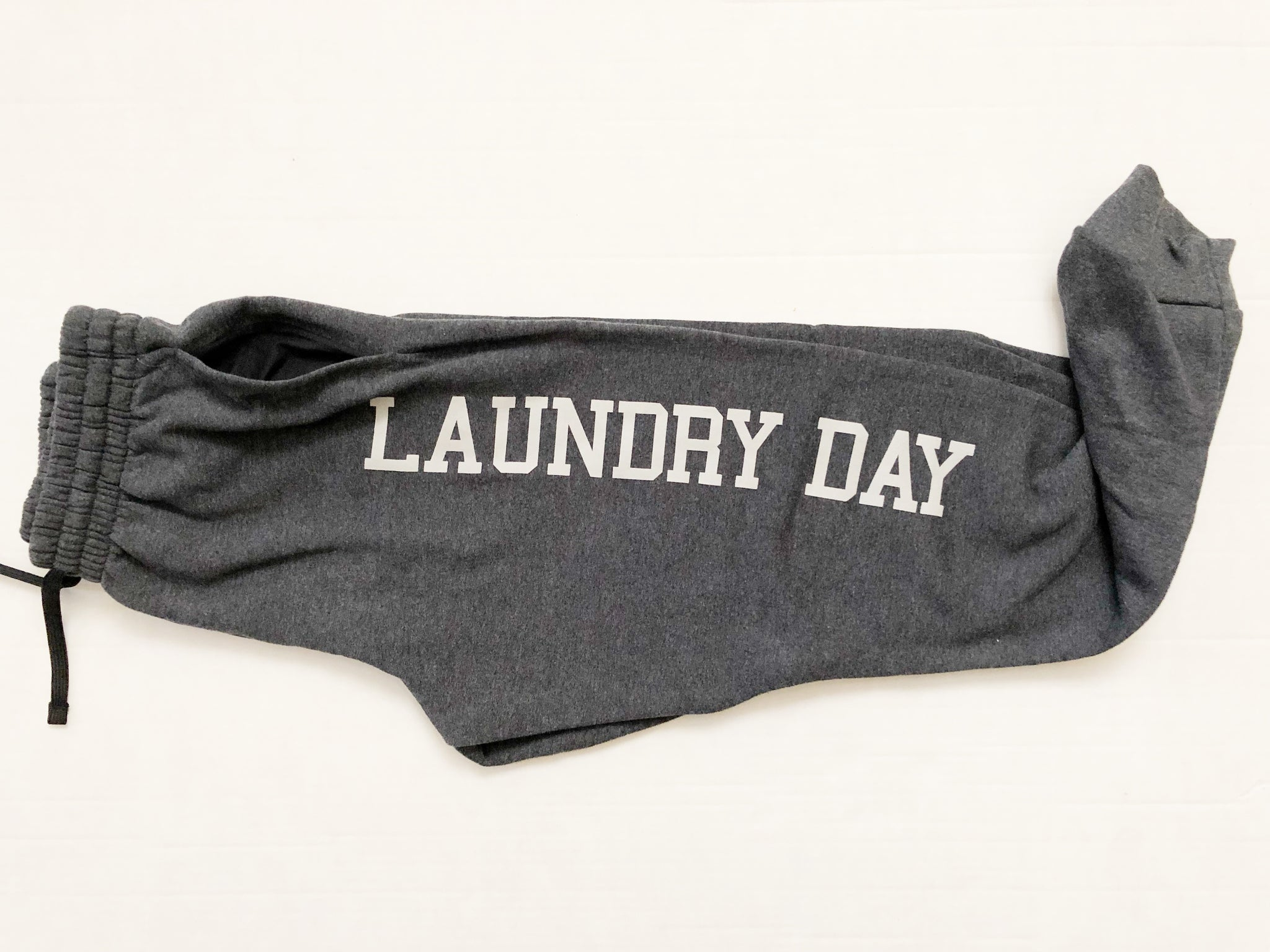 PREORDER Laundry Day Joggers [Heather Charcoal]