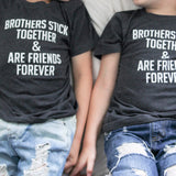 Brothers Stick Together & Are Friends Forever [Youth]