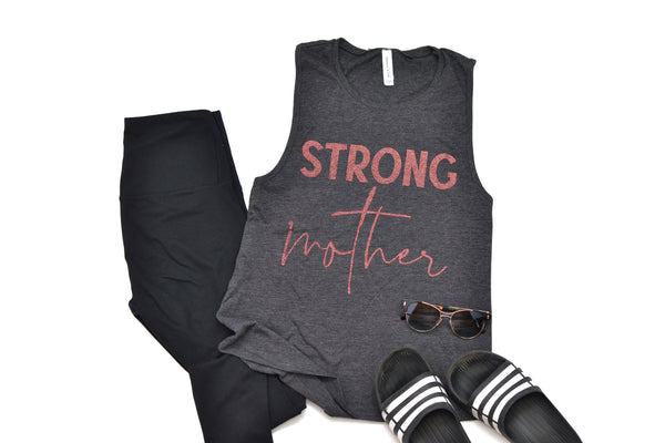 PREORDER Strong Mother [Women's Muscle Tank]