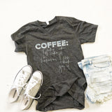 COFFEE [V Neck]