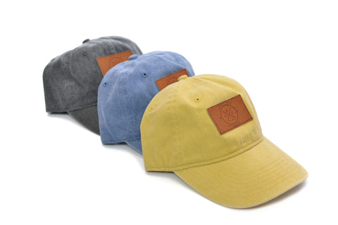 CQC Logo Hat [Pepper - READY TO SHIP]