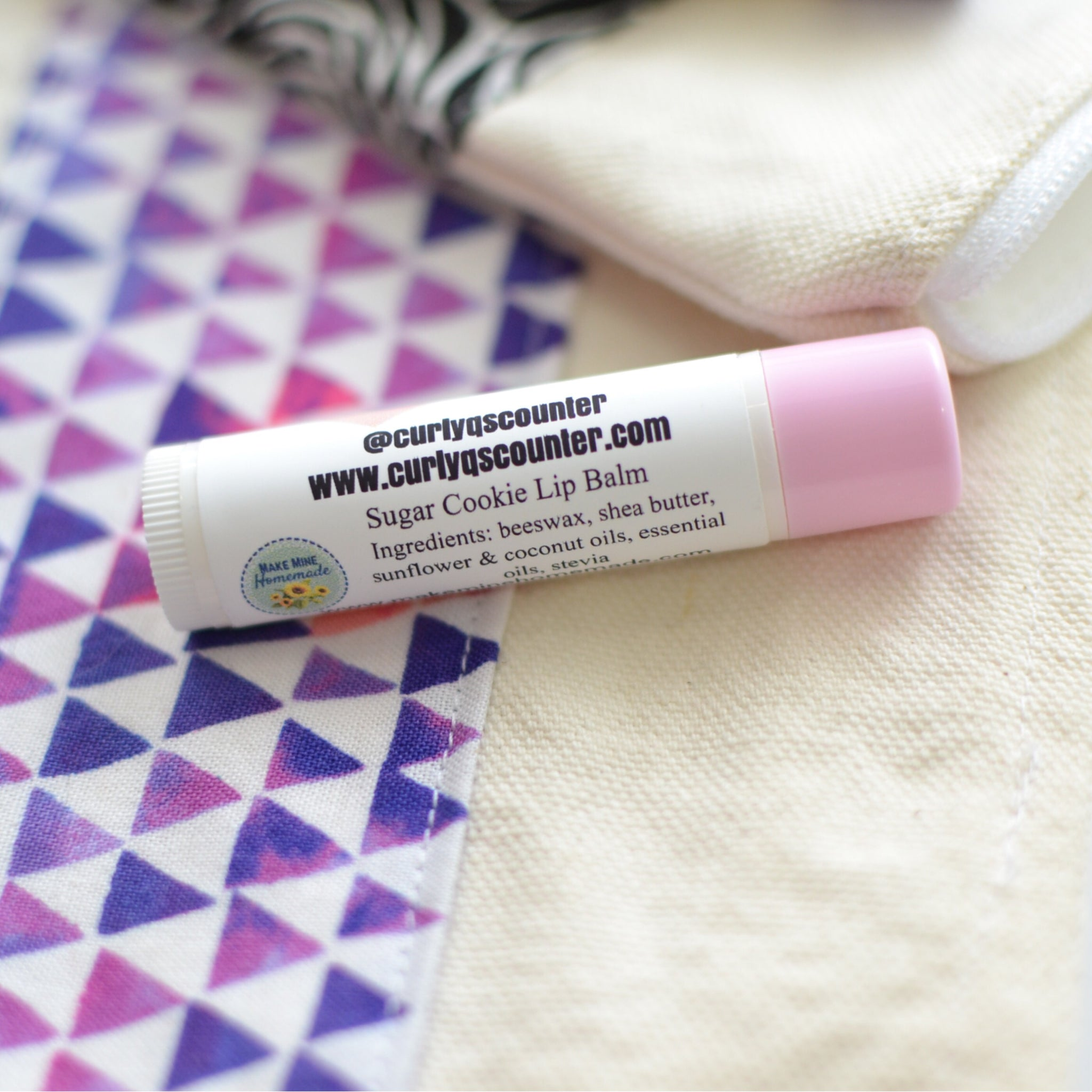 CQC Chapstick [Sugar Cookie]