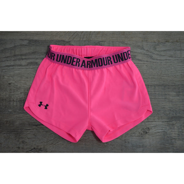 Pink Under Armour Shorts