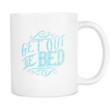 Get out of bed Coffee Mug - Sorry Charli