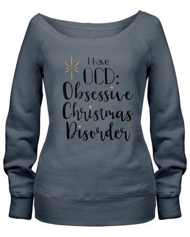 OCD Obsessive Christmas Disorder Sweater