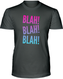 Blah! Blah! Blah!  Kid's T-Shirts - Sorry Charli