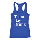 Team Day Drunk Women's Tank Top - Sorry Charli