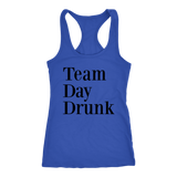 Team Day Drunk Tank Top - Sorry Charli