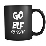 Go Elf Yourself Coffee Mug