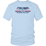 Trump 2020 No More Bullshit T-Shirt