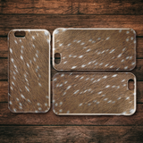 Axis Deer Hide iPhone Case - Sorry Charli