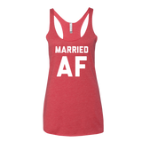 Married AF Tank Top - Sorry Charli
