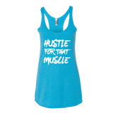 Hustle For That Muscle Tank Top - Sorry Charli