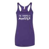 I've Created A Monster Tank Top - Sorry Charli