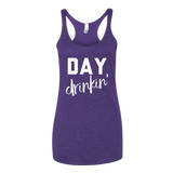 Day Drinkin' Tank Top - Sorry Charli