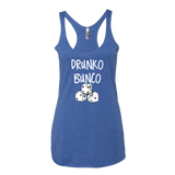 Drunko Bunko Tank Top - Sorry Charli