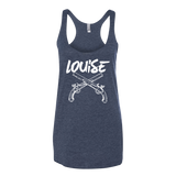 Louise Partner In Crime Tank Top - Sorry Charli