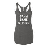 SAHM Game Strong Tank Top - Sorry Charli
