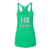 Fur Mama Tank Top - Sorry Charli