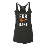 For Fox Sake Tank Top - Sorry Charli