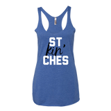 (Best F***in' B*tches) st Kin' Ches  Tank Top #2