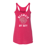 Mermaid Off Duty Tank Top - Sorry Charli
