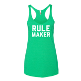 Rule Maker Tank Top - Sorry Charli