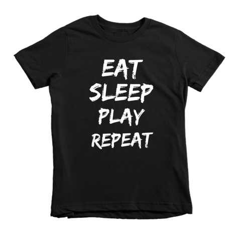 Kids Eat Sleep Play Repeat - Sorry Charli
