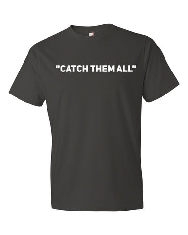"""Catch The All"" Pokemon T-Shirt - Sorry Charli"