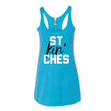 (Best F***in' B*tches) st Kin' Ches  Tank Top #2 - Sorry Charli