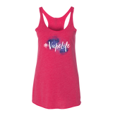 #VapeLife Tank Top - Sorry Charli