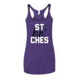 St Kin' Ches (Best F***in' B*tches) Tank Top #2 - Sorry Charli