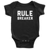 Rule Breaker Baby/Toddler Matching Set - Sorry Charli