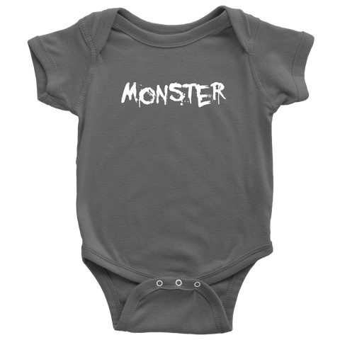 Monster Baby/Toddler Matching Set