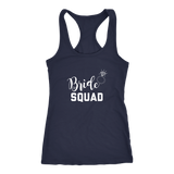Bride Squad Jersey Tank Top